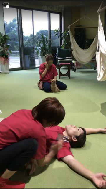 頭痛解消法☆3