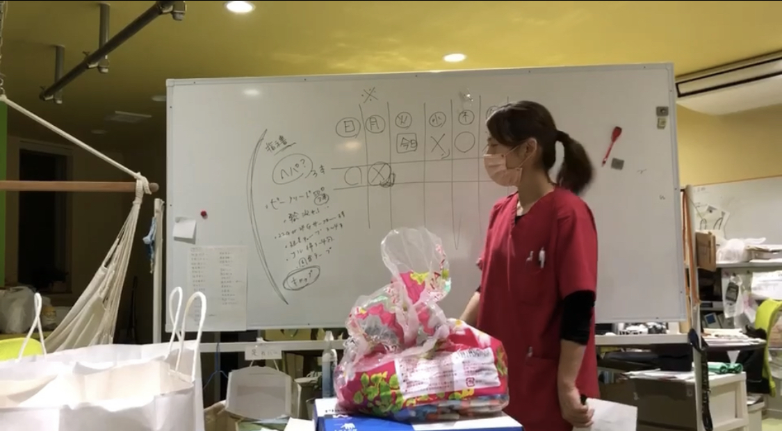 医師からの点滴指示指示の受け方のスキルアップ訓練☆2