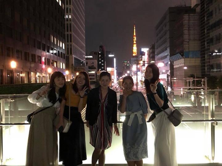 東京の2日目