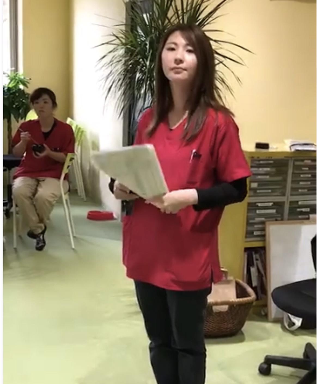 訪問看護事務さん☆2