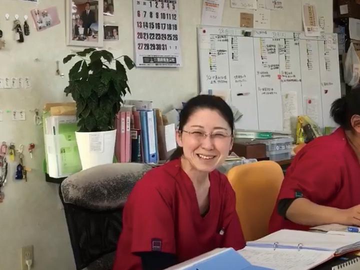 訪問看護実習のラストの日